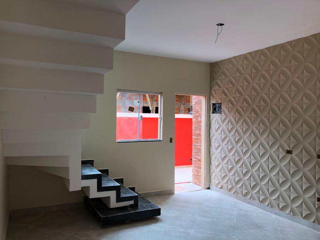 Casa de Condomínio com 2 dorms, Cibratel II, Itanhaém - R$ 189 mil, Cod: 5544