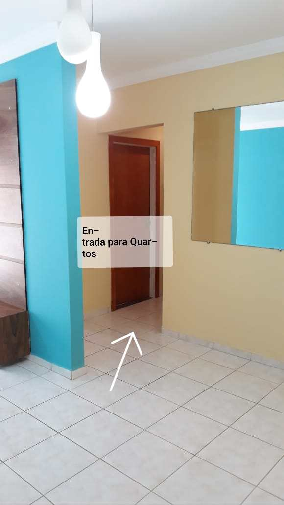 Apartamento com 2 dorms, Praia do Sonho, Itanhaém - R$ 555 mil, Cod: 5563