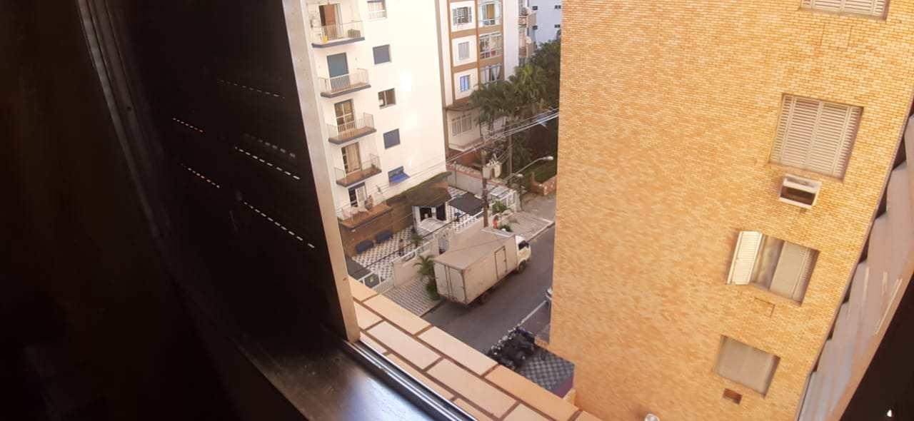 Apartamento com 1 dorm, Centro, São Vicente - R$ 140 mil, Cod: 5580