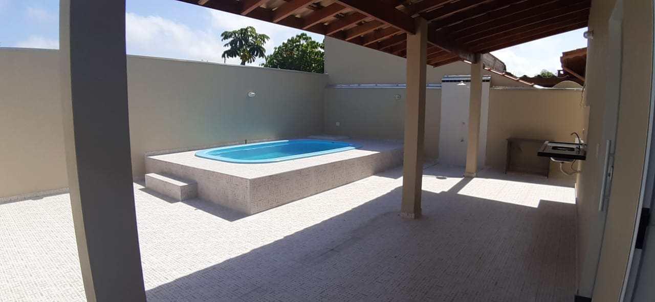 Casa com 2 dorms, Jardim Santa Júlia, Itanhaém - R$ 320 mil, Cod: 5611