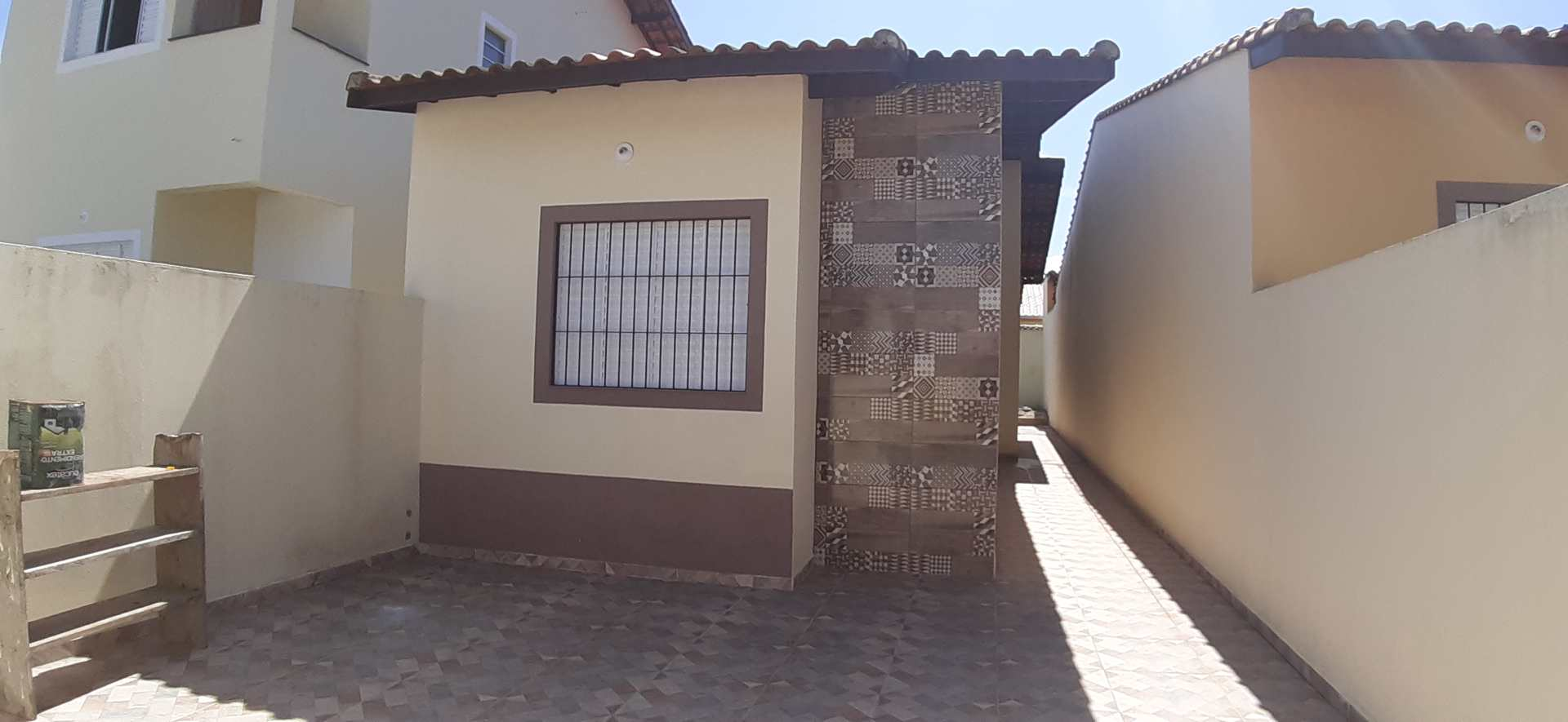 Casa com 3 dorms, Jardim Bopiranga, Itanhaém - R$ 295 mil, Cod: 5614