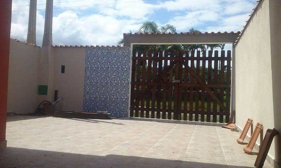 Casa com 2 dorms, Jardim Luíza Mar Mirim, Itanhaém - R$ 250 mil, Cod: 5622