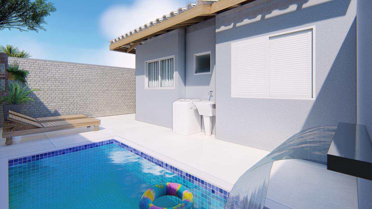 Casa de Condomínio com 2 dorms, Cibratel II, Itanhaém - R$ 189 mil, Cod: 5625