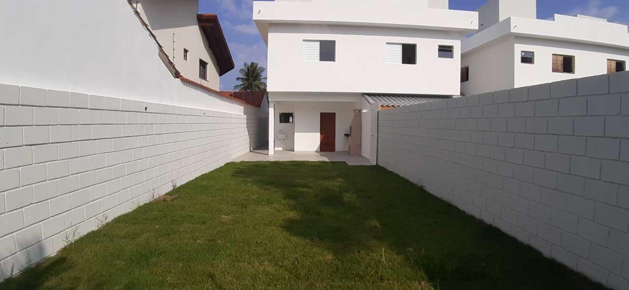 Sobrado com 3 dorms, Cibratel II, Itanhaém - R$ 390 mil, Cod: 5626