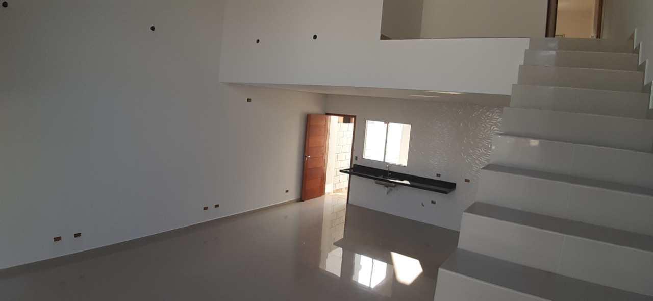 Sobrado com 3 dorms, Cibratel II, Itanhaém - R$ 410 mil, Cod: 5627