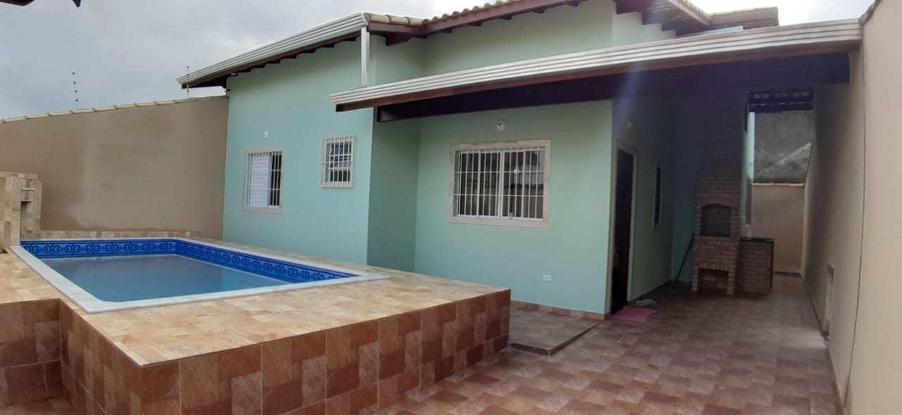 Casa com 2 dorms, Cibratel II, Itanhaém - R$ 330 mil, Cod: 5629