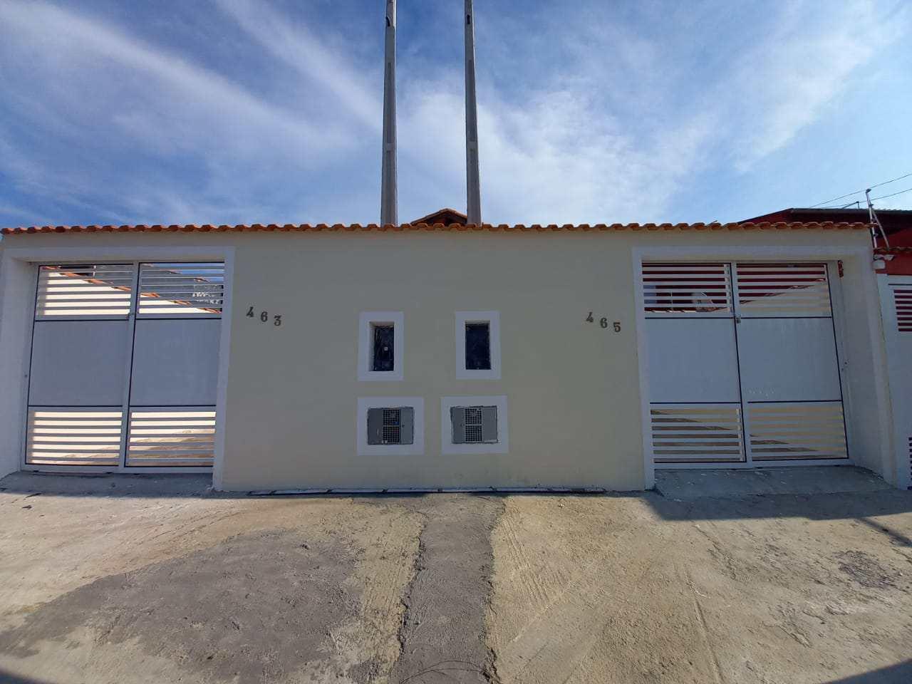 Casa com 2 dorms, Nossa Senhora do Sion, Itanhaém - R$ 230 mil, Cod: 5634