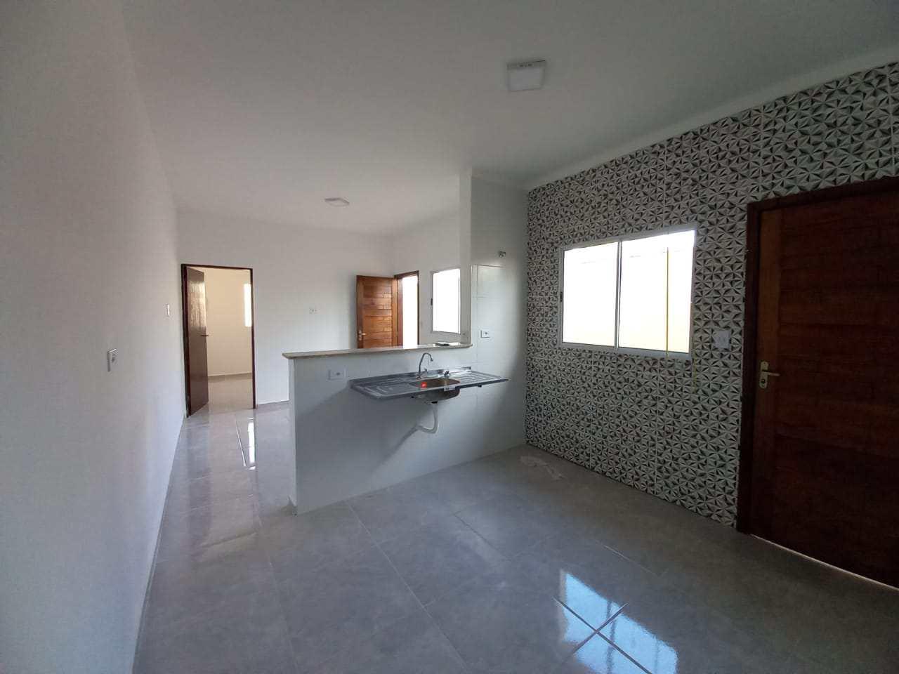 Casa com 2 dorms, Nossa Senhora do Sion, Itanhaém - R$ 195 mil, Cod: 5635
