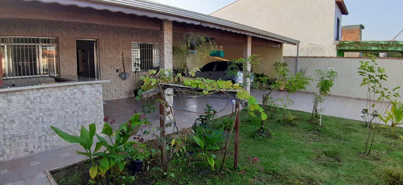 Casa com 2 dorms, Jardim Palmeiras, Itanhaém - R$ 340 mil, Cod: 5637
