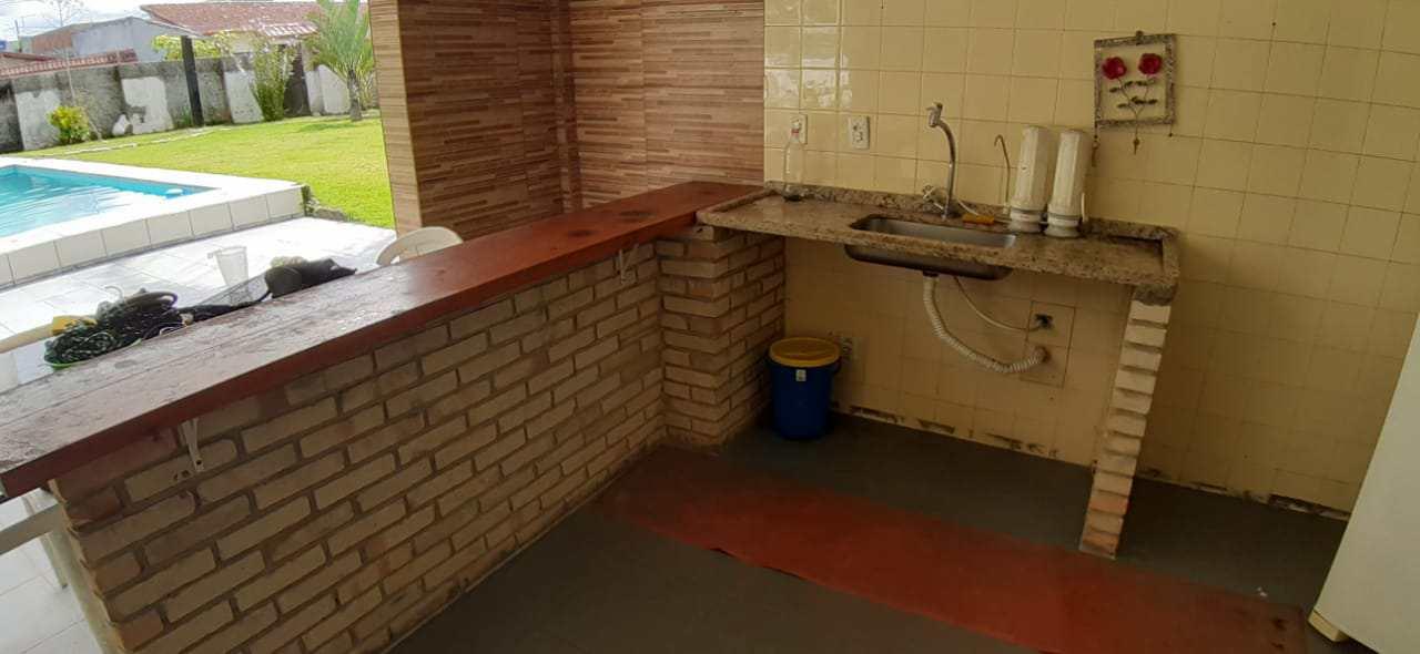 Casa com 7 dorms, Bopiranga, Itanhaém - R$ 1 mi, Cod: 5639