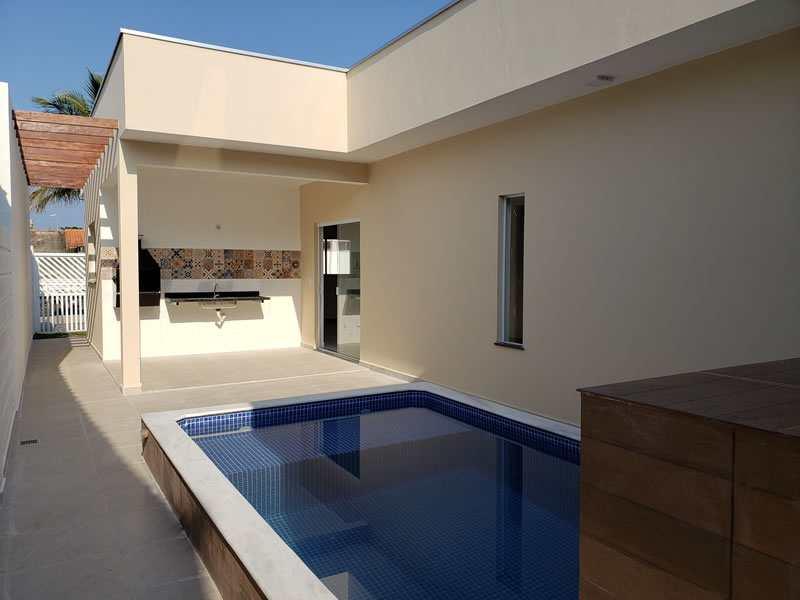 Casa com 3 dorms, Balneário Tupy, Itanhaém - R$ 470 mil, Cod: 5645