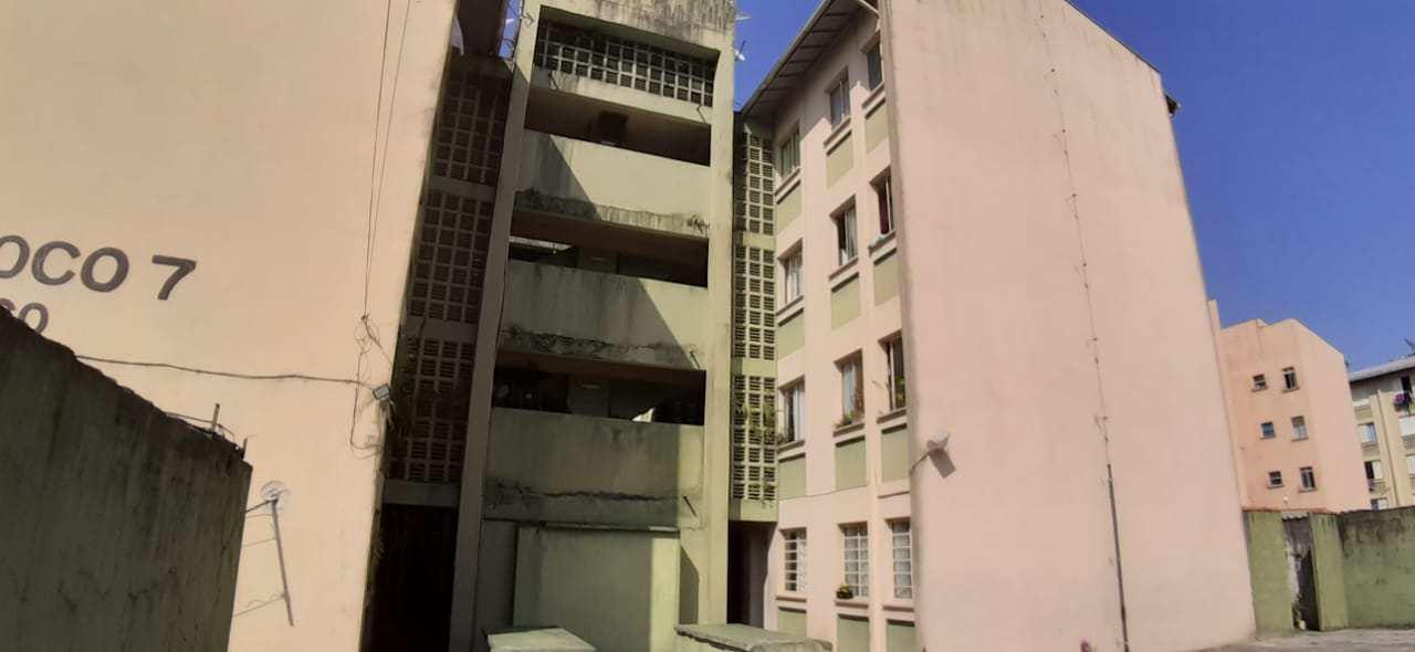 Apartamento com 2 dorms, Guapiranga, Itanhaém - R$ 120 mil, Cod: 5646
