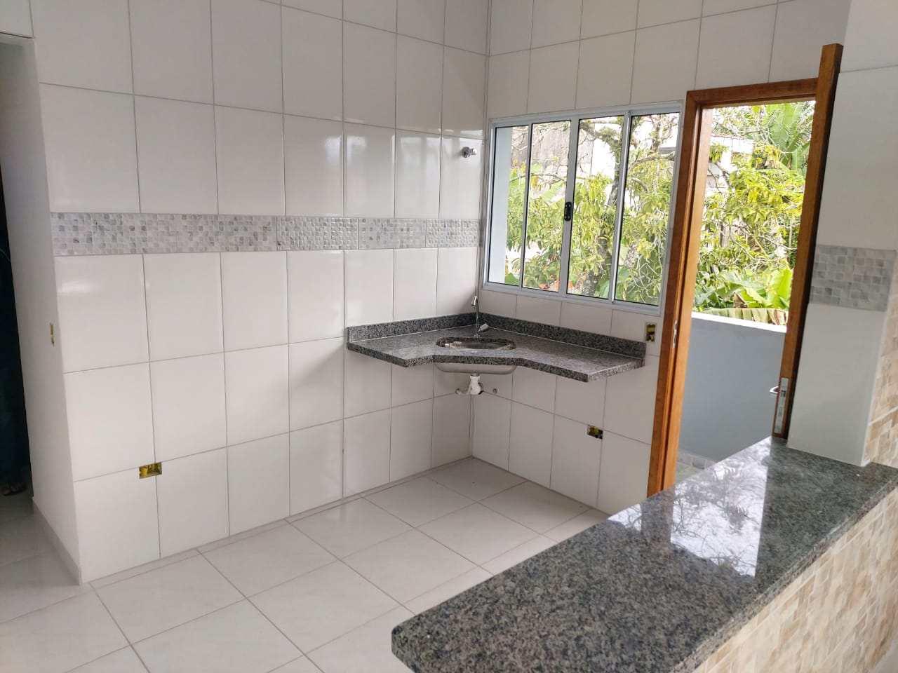 Casa com 2 dorms, Jardim Umuarama, Itanhaém - R$ 160 mil, Cod: 5654