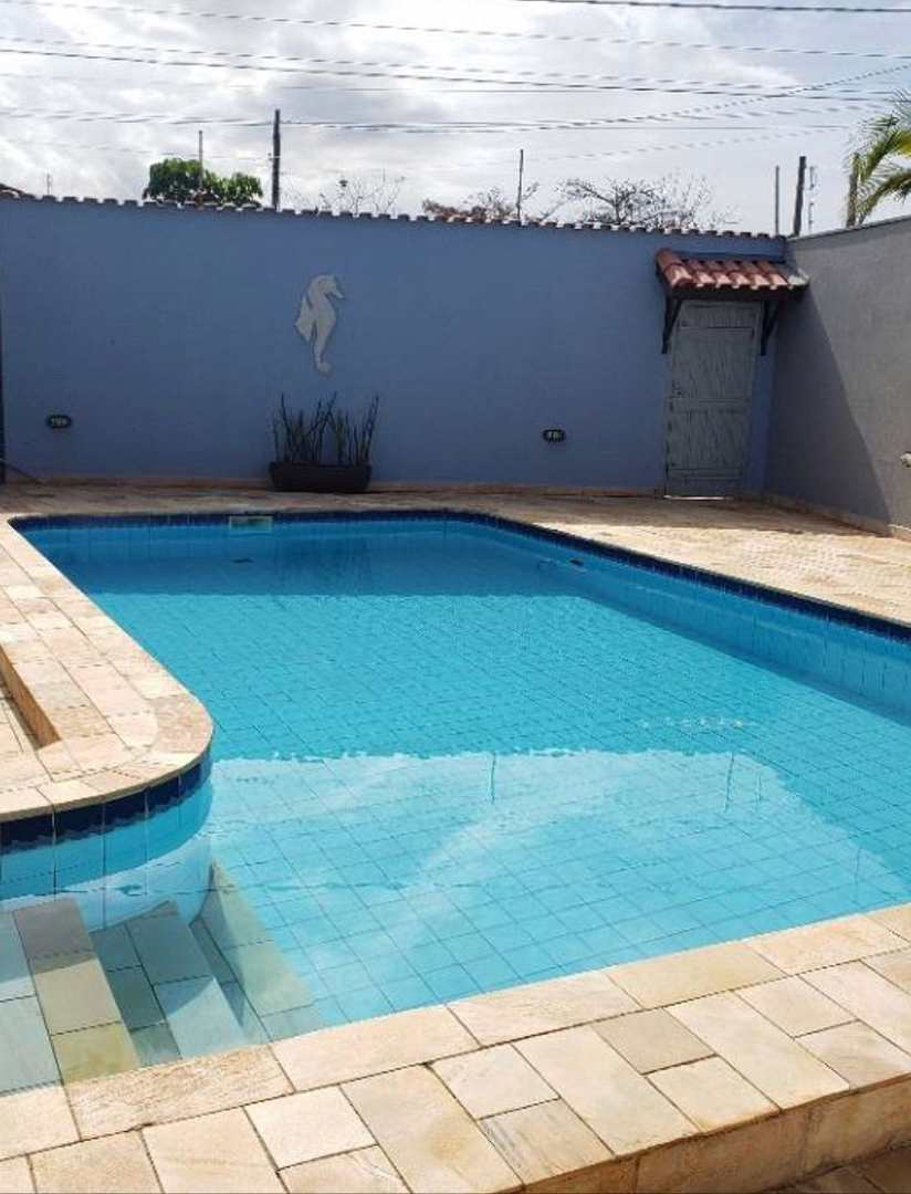 Sobrado com 4 dorms, Jardim Itapel, Itanhaém - R$ 750 mil, Cod: 5672