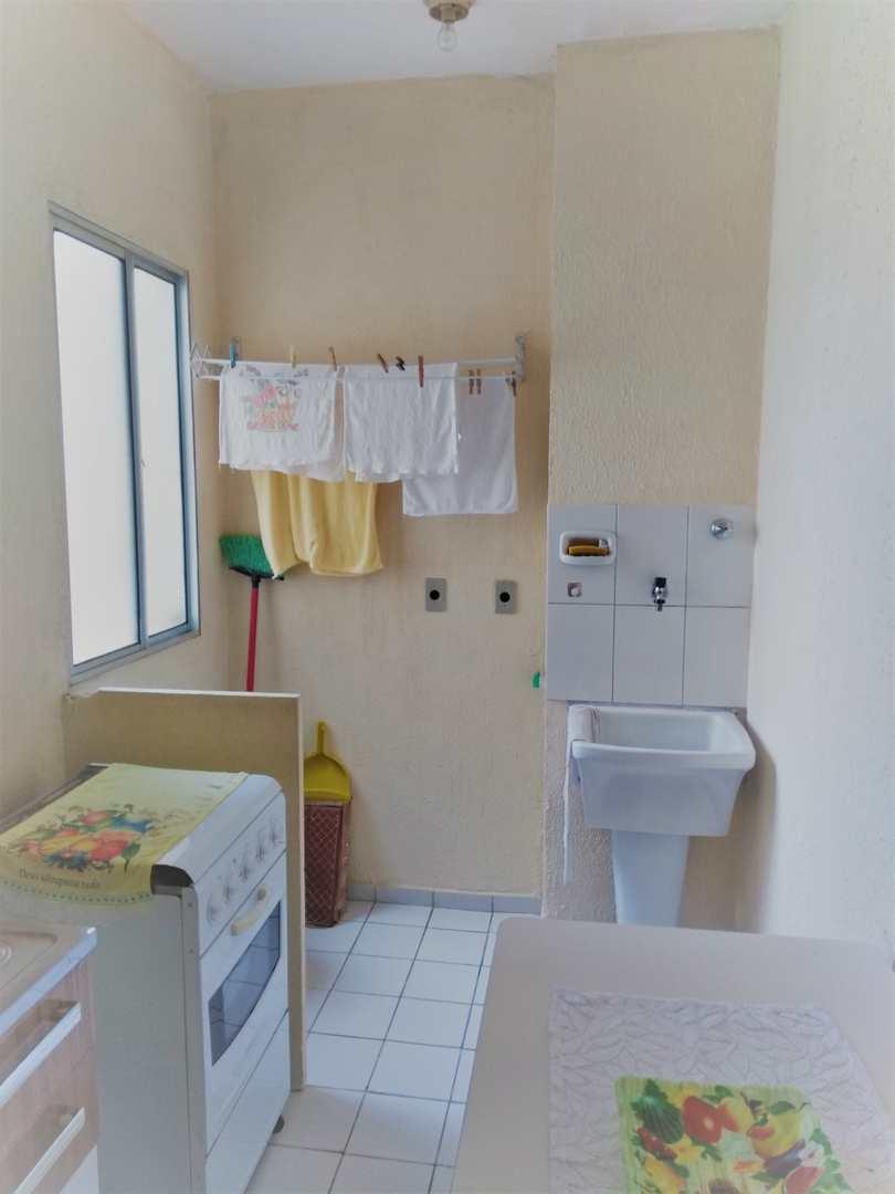 Apartamento com 2 dorms, Vila Oceanopolis, Mongaguá - R$ 99.9 mil, Cod: 282500