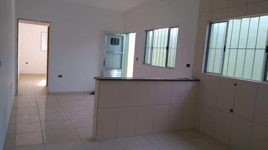Casa com 2 dorms, Balneário Mar Sol, Mongaguá - R$ 165 mil, Cod: 281500