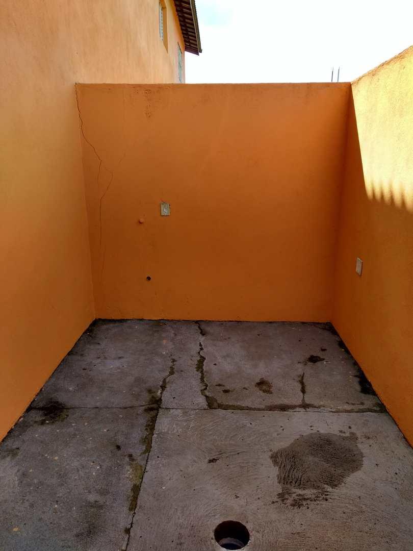 Sobrado de Condomínio com 2 dorms, Vila Atlântica, Mongaguá - R$ 165 mil, Cod: 219900