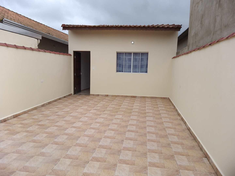 Casa com 2 dorms, Vila Vera Cruz, Mongaguá - R$ 165 mil, Cod: 286643