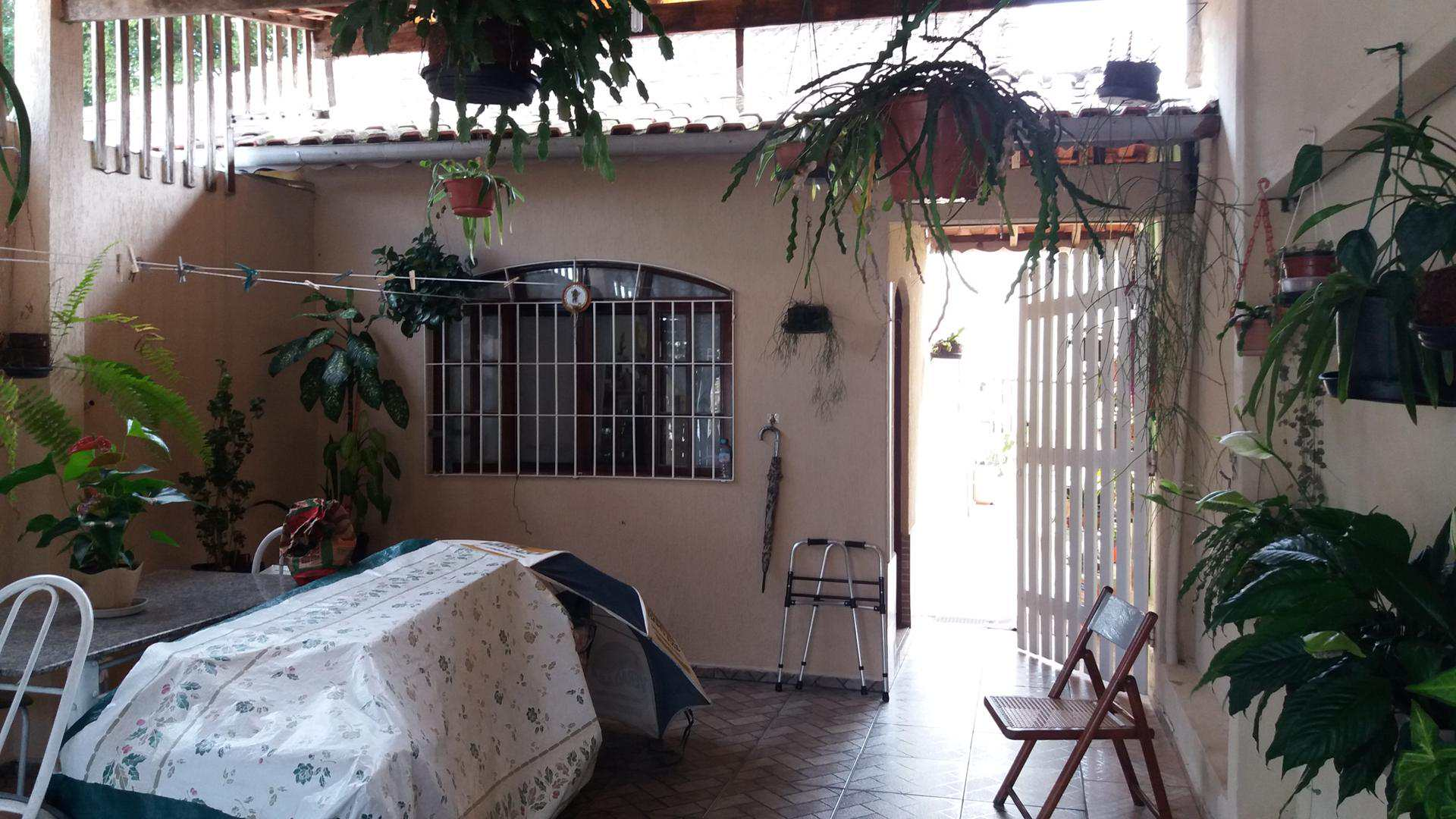 Sobrado com 2 dorms, Vila Nossa Senhora Fátima, Mongaguá - R$ 220 mil, Cod: 286716