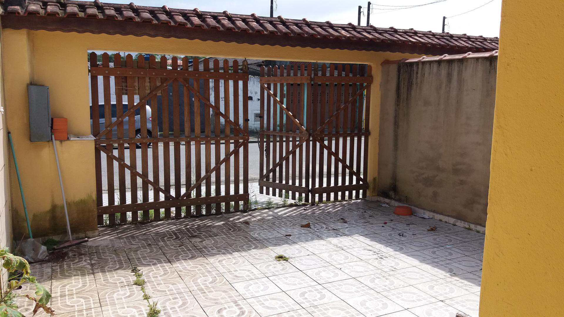 Casa com 2 dorms, Balneário Jussara, Mongaguá - R$ 130 mil, Cod: 286719