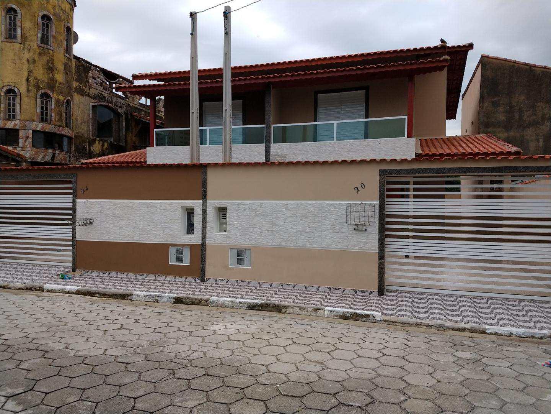 Sobrado com 2 dorms, Vera Stella, Mongaguá - R$ 299 mil, Cod: 286739