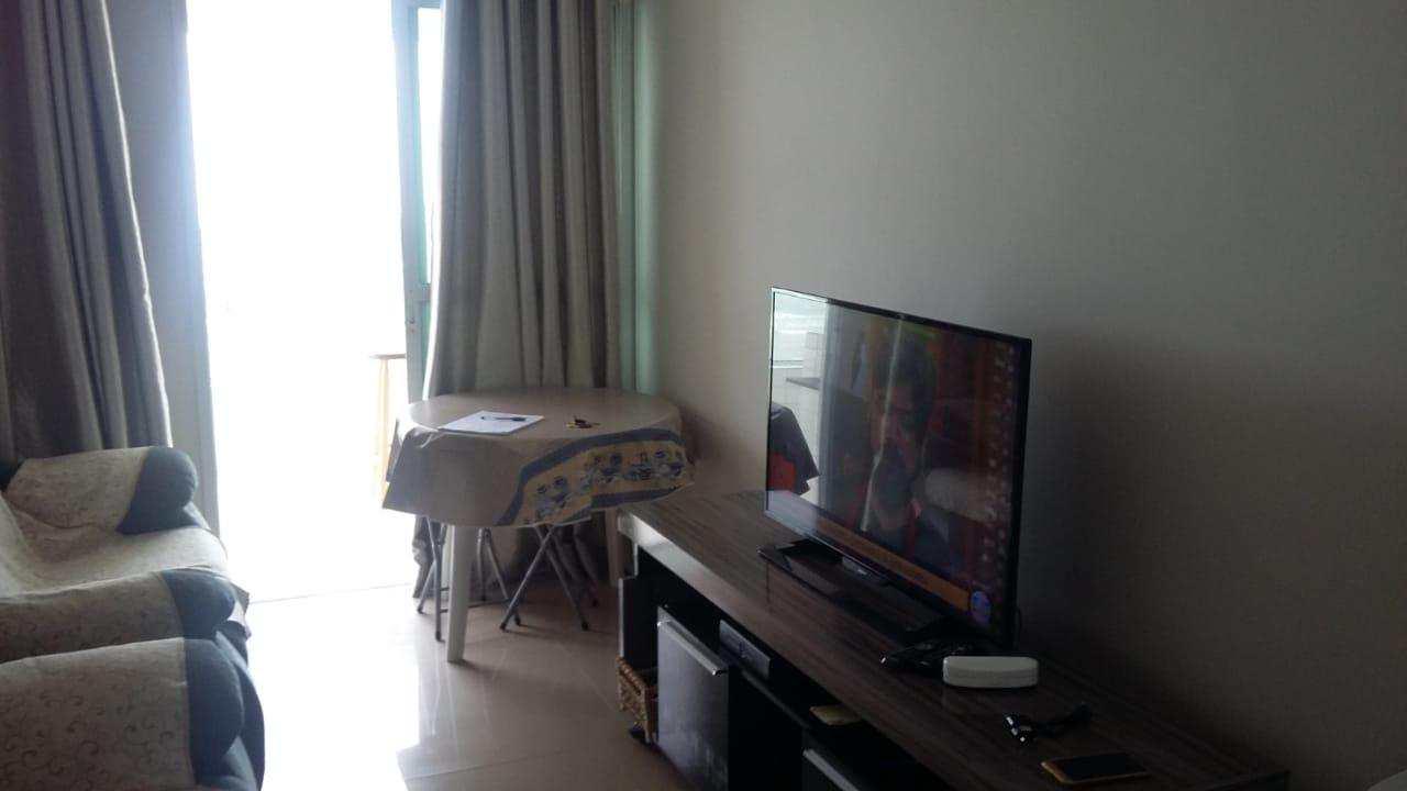 Apartamento com 2 dorms, Solemar, Praia Grande - R$ 260 mil, Cod: 286758