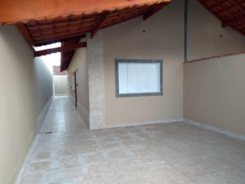 Casa com 2 dorms, Balneário Plataforma, Mongaguá - R$ 189 mil, Cod: 286839