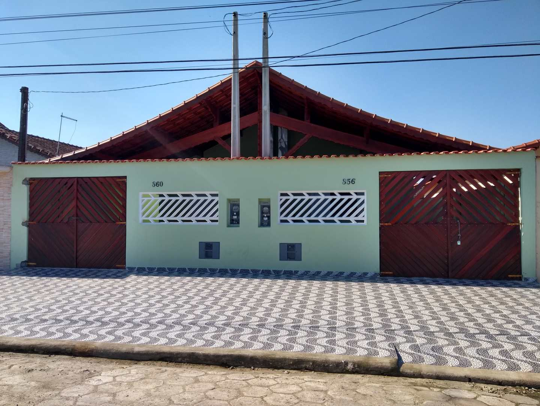 Casa com 2 dorms, Balneário Mar Sol, Mongaguá - R$ 189 mil, Cod: 286852