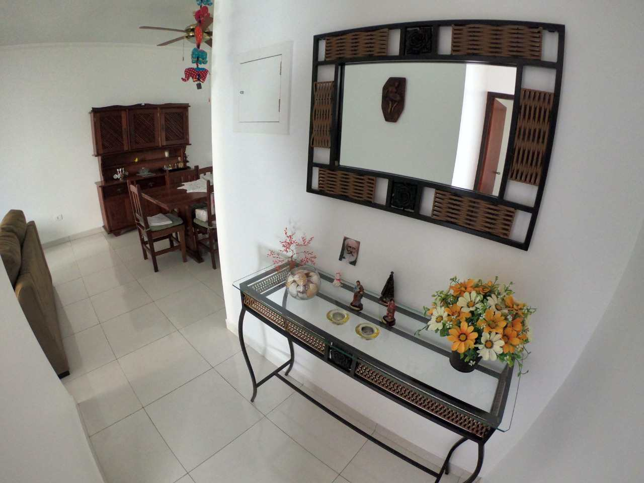 Apartamento com 2 dorms, Centro, Mongaguá - R$ 395 mil, Cod: 286861