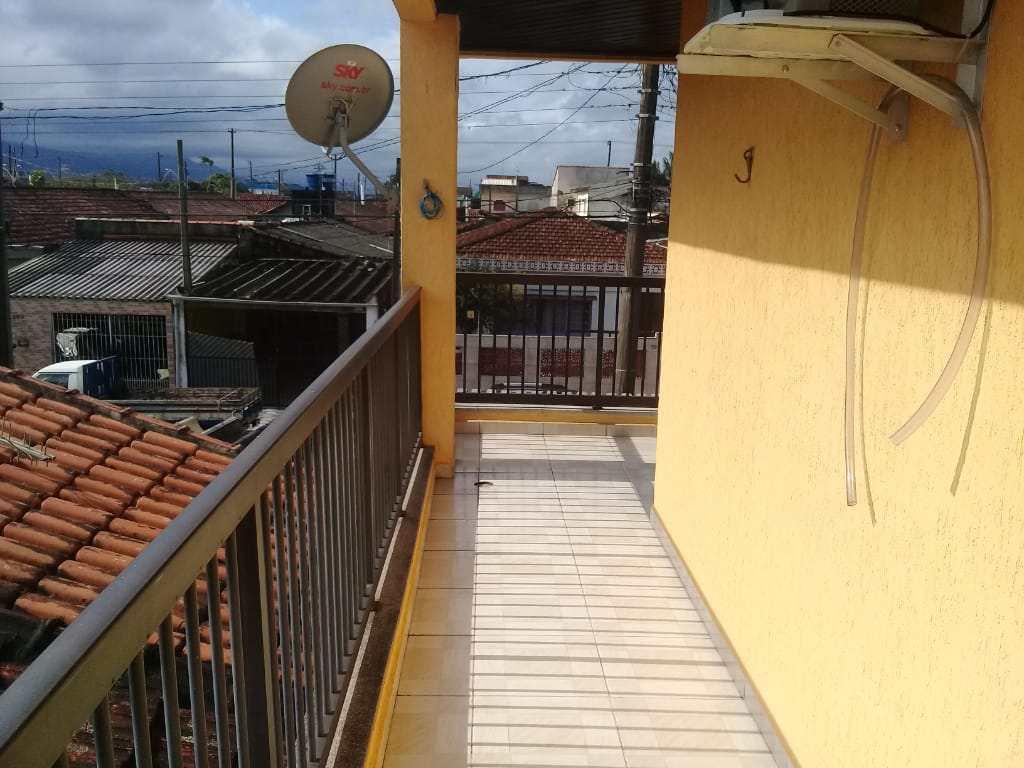 Sobrado com 2 dorms, Caiçara, Praia Grande - R$ 330 mil, Cod: 286864