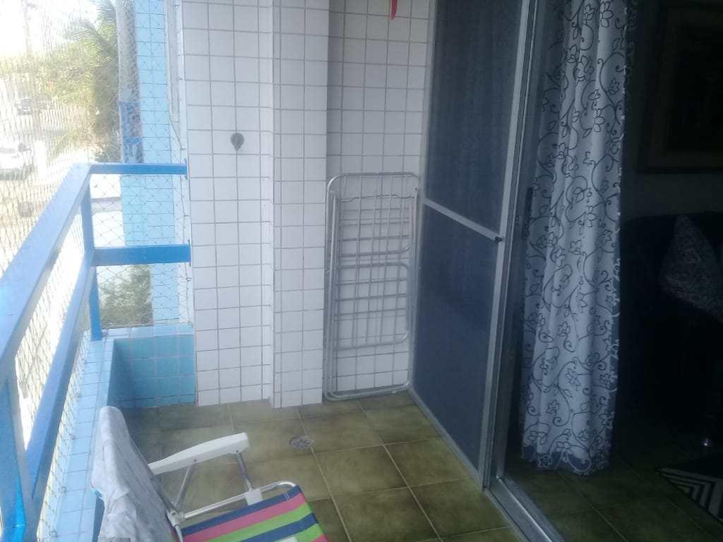 Apartamento com 2 dorms, Solemar, Praia Grande - R$ 215 mil, Cod: 286867