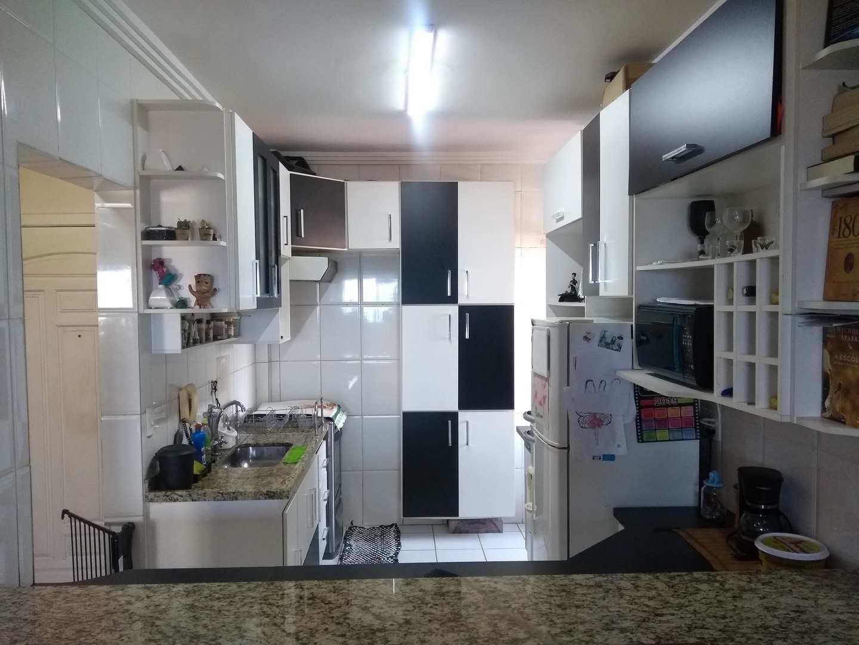 Apartamento com 2 dorms, Jardim Samoa, Mongaguá - R$ 250 mil, Cod: 286914