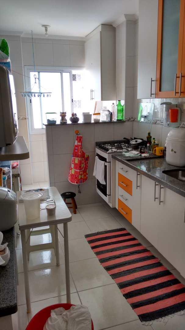 Apartamento com 2 dorms, Aviação, Praia Grande - R$ 350 mil, Cod: 286951