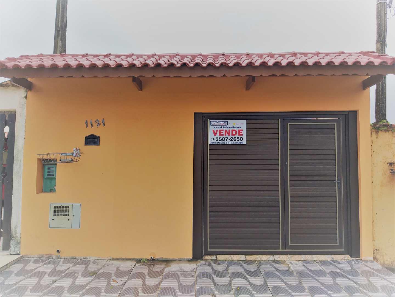 Casa com 2 dorms, Balneário Itaguai, Mongaguá - R$ 250 mil, Cod: 286955