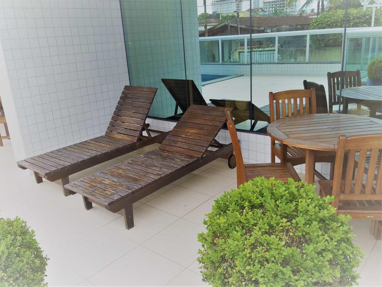 Apartamento com 2 dorms, Centro, Mongaguá - R$ 275 mil, Cod: 287011