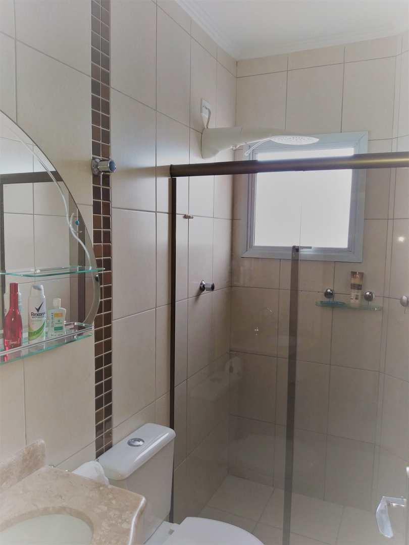 Apartamento com 2 dorms, Guilhermina, Praia Grande - R$ 350 mil, Cod: 287139