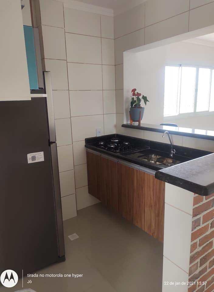 Apartamento com 2 dorms, Caiçara, Praia Grande - R$ 260 mil, Cod: 287152