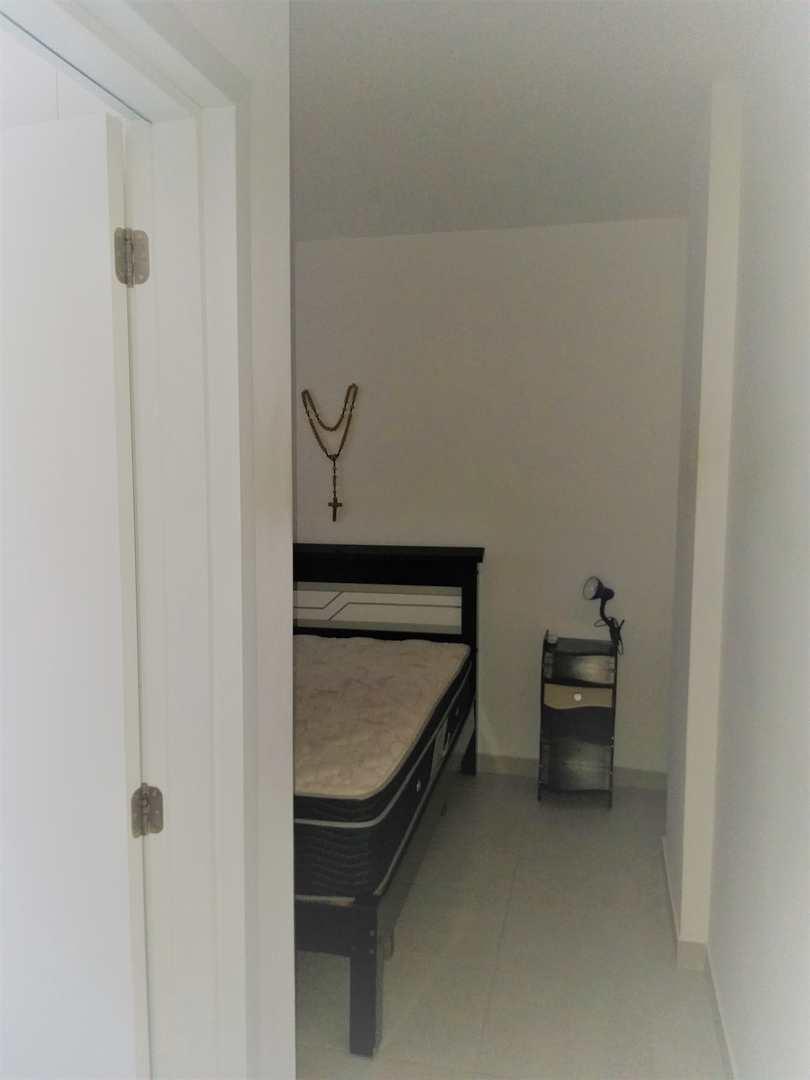 Apartamento com 2 dorms, Vila Atlântica, Mongaguá - R$ 260 mil, Cod: 287163
