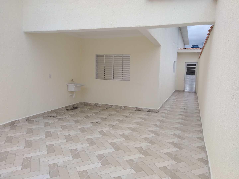 Casa com 2 dorms, Vila Atlântica, Mongaguá - R$ 195 mil, Cod: 287169