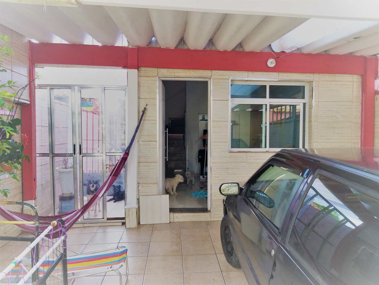 Sobrado com 2 dorms, Vera Stella, Mongaguá - R$ 250 mil, Cod: 287185