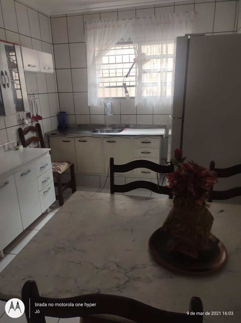 Sobrado com 2 dorms, Jardim Praia Grande, Mongaguá - R$ 215 mil, Cod: 287188