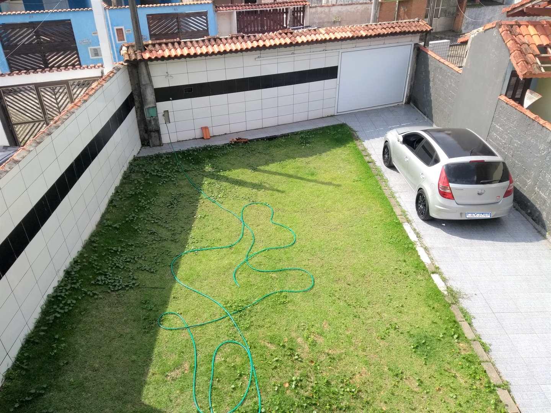 Sobrado com 4 dorms, Vila Oceanopolis, Mongaguá - R$ 650 mil, Cod: 287217