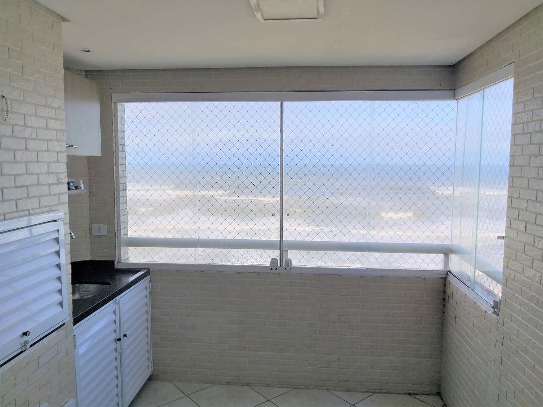 Apartamento com 0 dorm, Vera Cruz, Mongaguá - R$ 320 mil, Cod: 287236