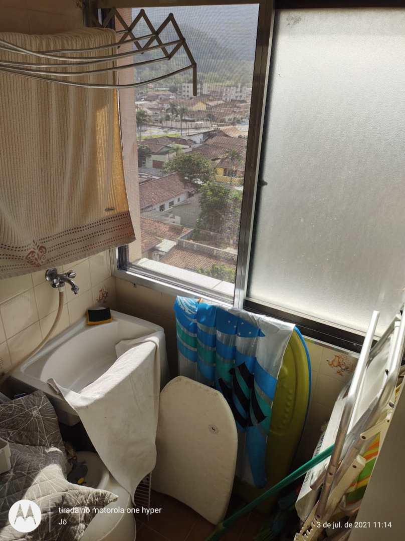Apartamento com 2 dorms, Solemar, Praia Grande - R$ 220 mil, Cod: 287244