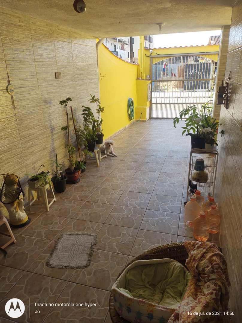 Casa com 2 dorms, Solemar, Praia Grande - R$ 280 mil, Cod: 287249