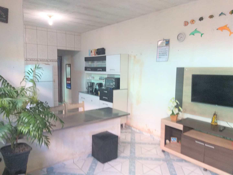 Casa com 2 dorms, Vila Oceanopolis, Mongaguá - R$ 150 mil, Cod: 287267