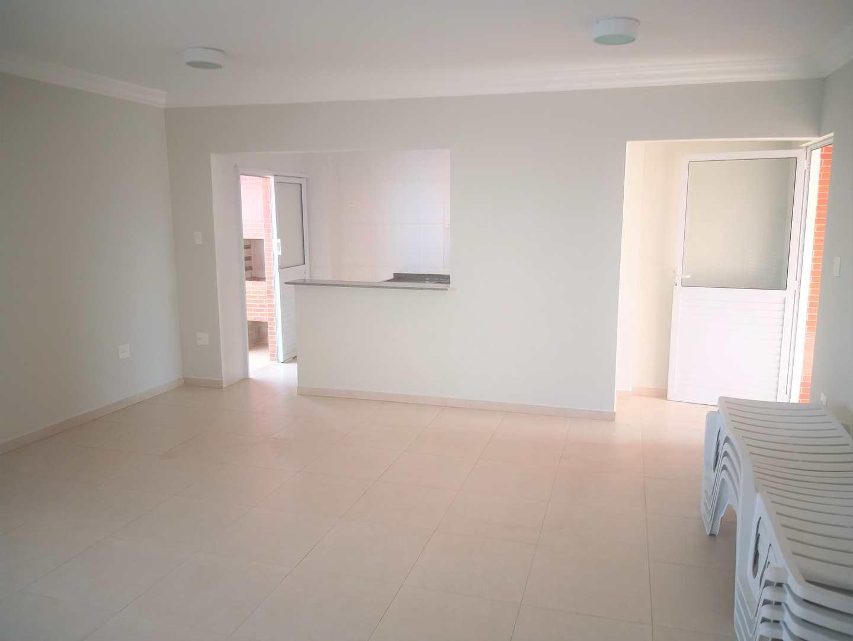Apartamento com 2 dorms, Jardim Marina, Mongaguá - R$ 385 mil, Cod: 287269