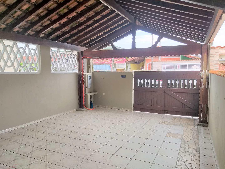 Casa com 2 dorms, Vila Vera Cruz, Mongaguá - R$ 245 mil, Cod: 287283