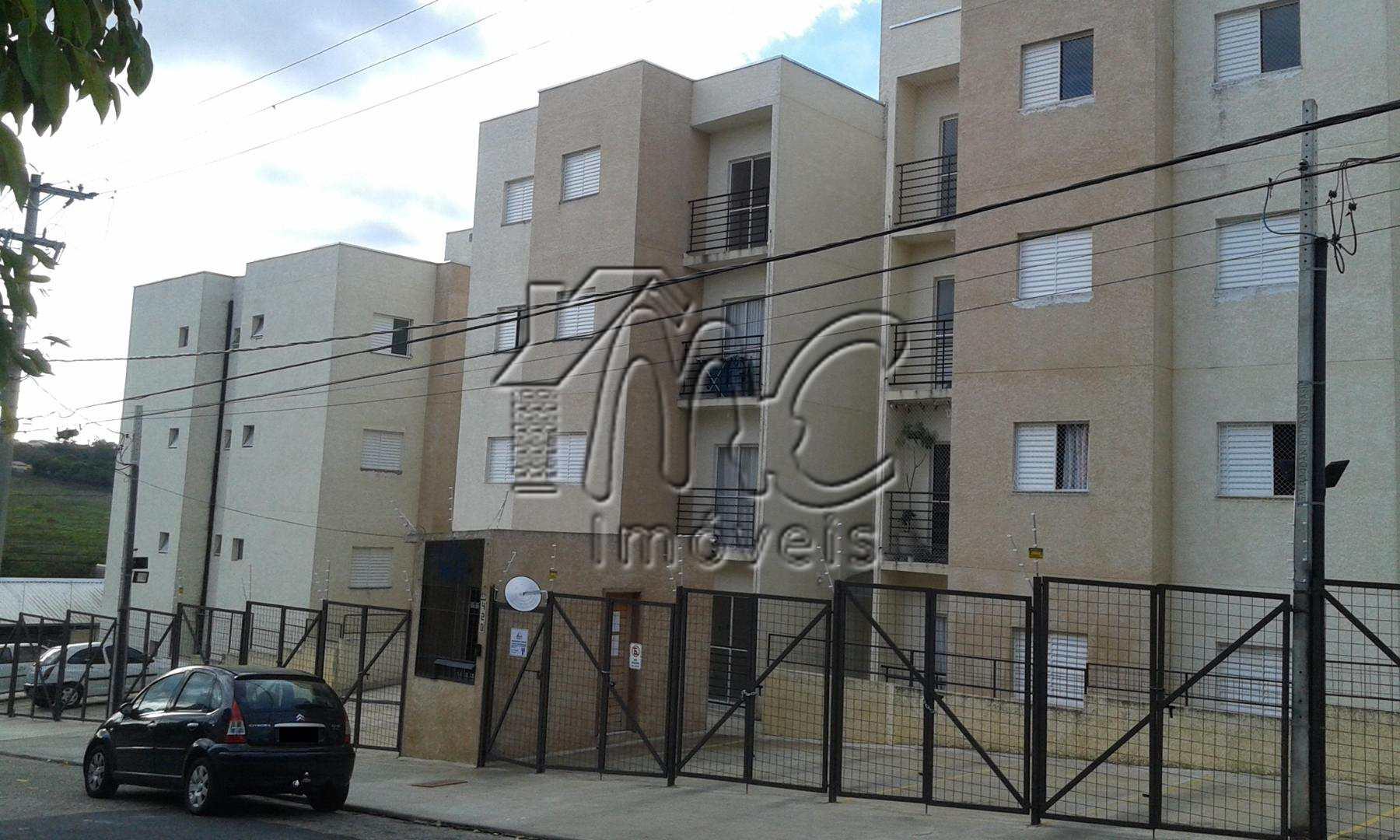 Apartamento com 2 dorms, Jardim Simus, Sorocaba, 49m².