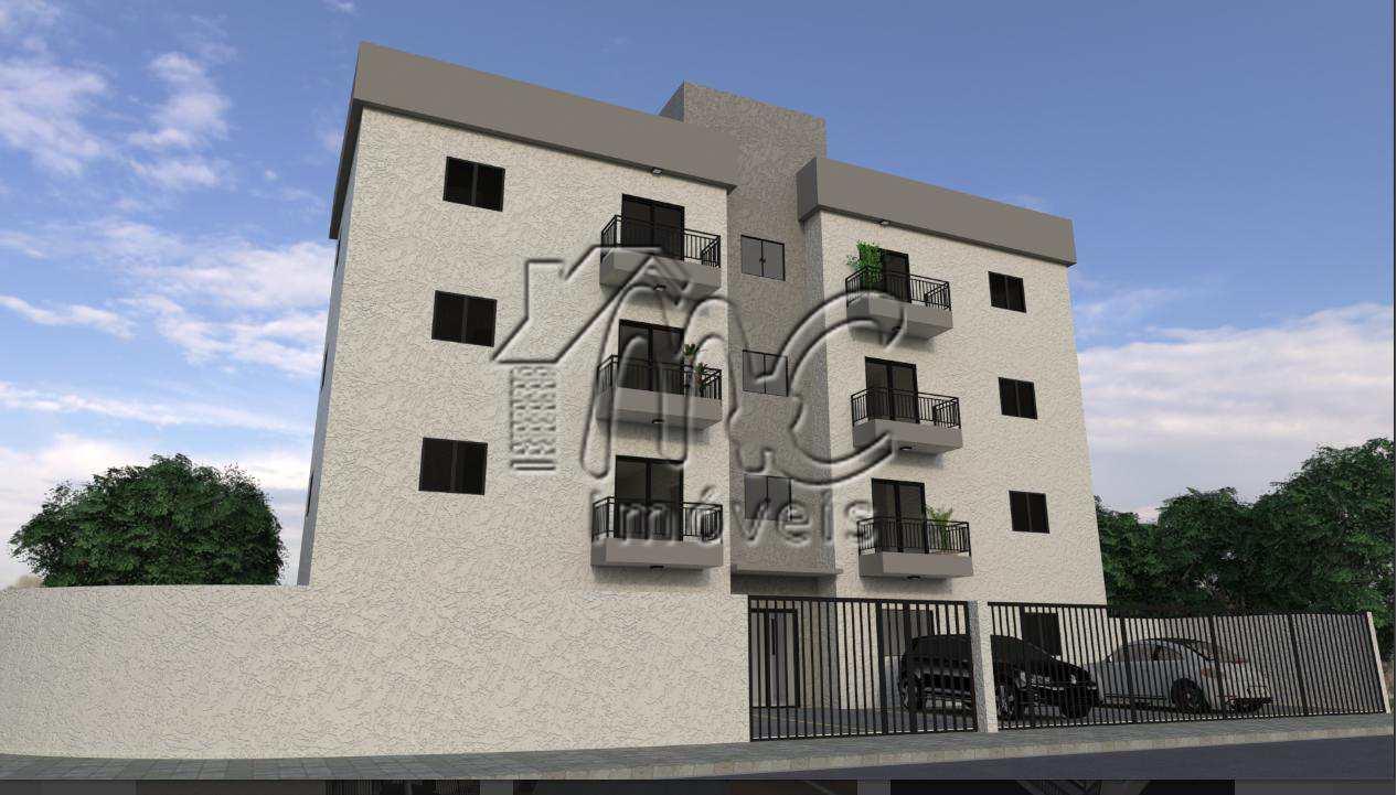 Apartamento com 2 dorms, Jardim Piazza di Roma, Sorocaba/SP.